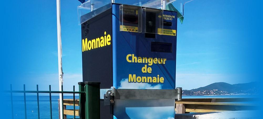 Changeurs de monnaie